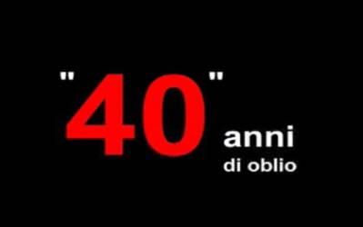 """""""40"""" Anni Di Oblio"""