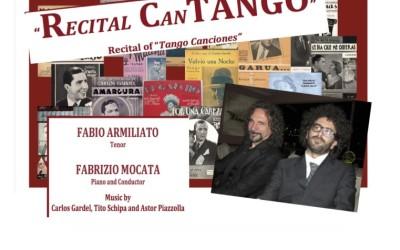 Recital CanTango