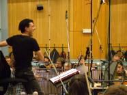 Il Maestro Ezio Bosso dirige London Symphony