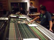 Goffredo Gibellini Studio 1 Abbey Road