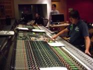 Goffredo Gibellini Studio 1 Abbey Road