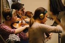 I Musicisti della  Budapest Symphony Orchestra