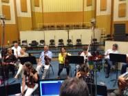 I Musicisti della BSO si consultano!