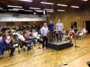 Il Maestro Paolo Vivaldi - Alessandro sartini -ed il Concertmaster