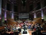 I Giovani dell'Orchestra Diretti dal Maestro