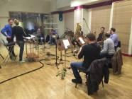 Silvia Catasta dirige i brass della Roma Film Orchestra 6