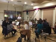 Il M. Emanuele Bossi dirige la Roma Film Orchestra 3