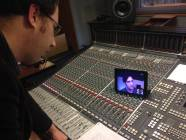 Il Maestro Andrea Farri in collegamento via skype