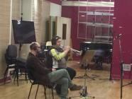 Francesco Marchetti dirige , Andrea Caporilli alla Tromba!