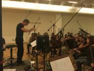L'Orchestra Affinis Consort sotto la direzione di Alessandro Molinari 2