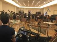 Le Percussioni dell'Orchestra Affinis Consort.