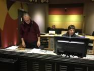 Il Maestro Lino Cannavacciuolo a lavoro