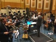 Il Direttore Marco Marrone dirige la Budapest Symphony Orchestra 1