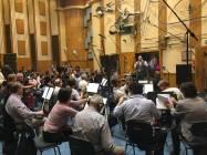 Il Direttore Marco Marrone dirige la Budapest Symphony Orchestra 2