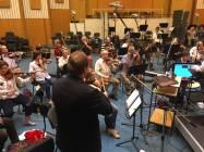 Il Direttore Marco Marrone dirige la Budapest Symphony Orchestra e il Violino Solista 2