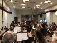 Gli archi della Roma Film Orchestra - 01