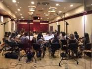 Gli archi della Roma Film Orchestra - 02