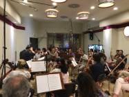 Gli archi della Roma Film Orchestra - 03