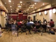 Il Maestro Emanuele Bossi dirige la Roma Film Orchestra 1