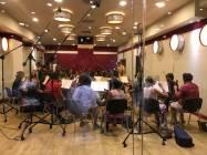 Il Maestro Emanuele Bossi dirige la Roma Film Orchestra 3