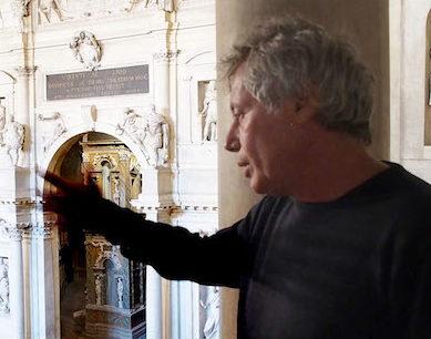 """Alessandro Baricco racconta """"Il Teatro Olimpico di Vicenza"""""""