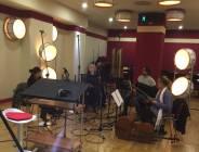Il quartetto d'archi della Roma Film Orchestra 01