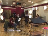 Il quartetto d'archi della Roma Film Orchestra 03