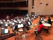 Il Direttore Emanuele Bossi dirige l Orchestra Sinfonica Nazionale Rai