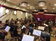Gli Archi della Roma Film Orchestra diretti da Emanuele Bossi 2