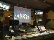 Tutto Pronto Per il Maestro Zambrini
