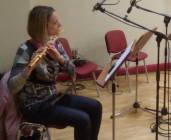Marta Rossi al Flauto