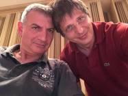 Goffredo Gibellini e Mario Marcucci