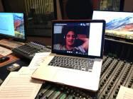Il M°Andrea Farri in Remote Session