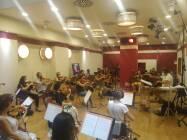 La Roma Film Orchestra diretta dal Maestro Nicola Tescari