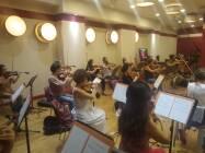 La Roma Film Orchestra diretta dal Maestro Nicola Tescari 04