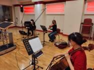 Il Quartetto della Roma FIlm Orchestra